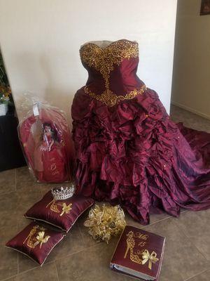 Vestido para 15 talla Xl for Sale in Phoenix, AZ