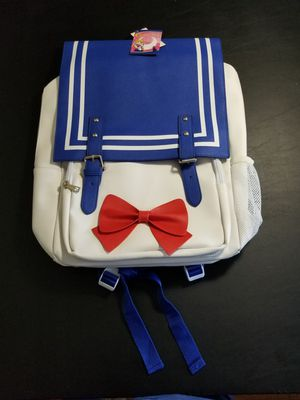 Sailor Moon Suit Mini Backpack for Sale in Queens, NY