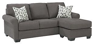 New Ashley's sofa chaise $40 down take home same day delivery is available for Sale in Granite City,  IL