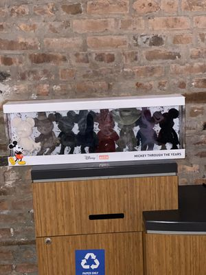 Kith X Disney Plush Through The Ages Box Set Of 8 Multi for Sale in New York, NY