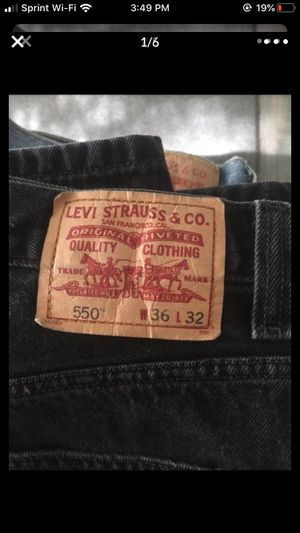 Levi's for Sale in Jurupa Valley, CA