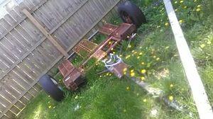car hauler trailer for Sale in Warren, MI