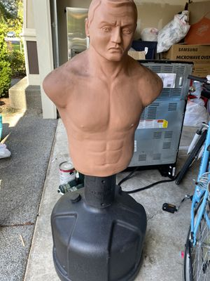 Century punching bag for Sale in Lakewood, WA