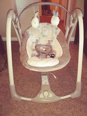 Ingenuity infant swing for Sale in Occoquan, VA