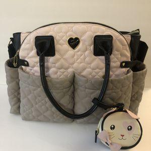 Betsey Johnson Diaper Bag for Sale in Hamden, CT