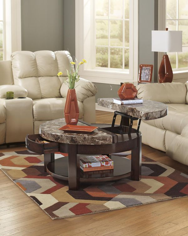 Lifttop Coffee Table