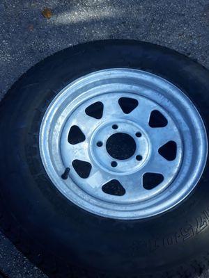 Brand New trailer tire st205/75D14 for Sale in Pompano Beach, FL