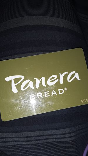 Panera cards for Sale in Chesapeake, VA