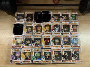Funko Dragon Ball Z Pops for Sale in Seattle, WA