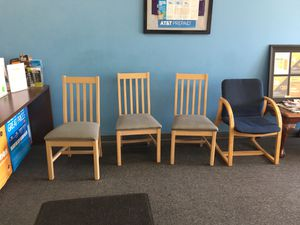 Office chairs for Sale in Chesapeake, VA
