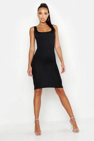 Basic Square Neck Bodycon Midi Dress Brand New / nuevo for Sale in Fullerton, CA