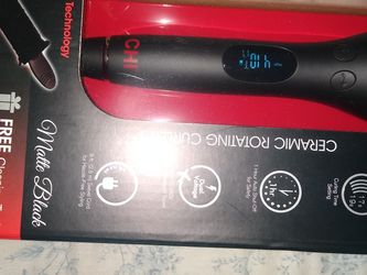 Chi Curling Iron for Sale in Houston,  TX