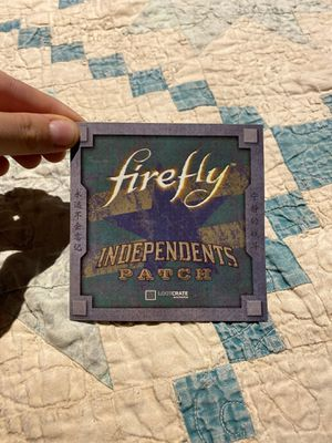 Firefly Independents Patch for Sale in Phoenix, AZ
