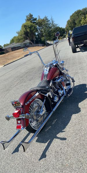 2008 Harley Davidson heritage softail for Sale in Hollister, CA