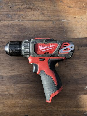 Milwaukee drill m12 lithium ion for Sale in Seattle, WA