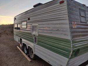 Travel Trailer selling as is. for Sale in Barstow, CA