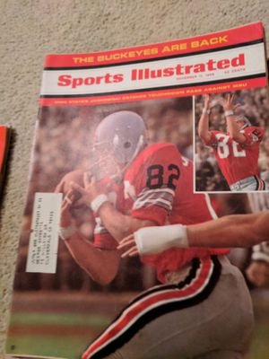1968 sports illustrated Jankowski for Sale in Corinth, ME