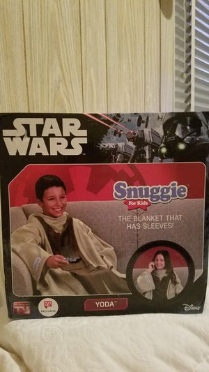 Disney Star Wars Yoda Snuggie for Kids for Sale in La Grange, IL