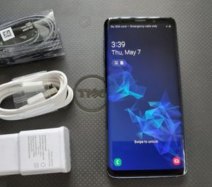 Samsung Galaxy S9, Factory Unlocked phone, Works perfectly, Excellent condition like new. for Sale in Springfield, VA