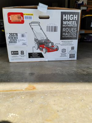 toro LAWNMOWER lawn mower for Sale in City of Industry, CA