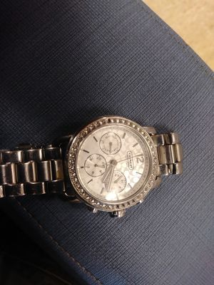 Womens or Mens Coach Watch for Sale in Tulsa, OK