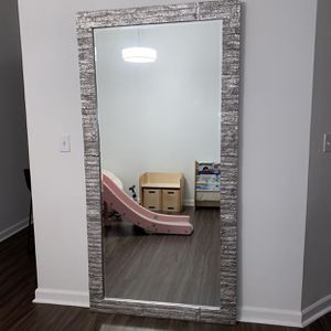 Moving! Large Floor Mirror From Dania Furniture for Sale in Renton, WA