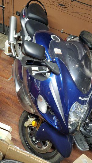 2006 Suzuki hayabusa 1300 low miles for Sale in San Jose, CA