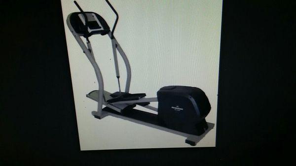 Nordictrack elliptical /treadmill