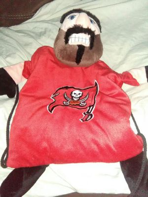 Tampa Bay Buccaneers backpack for Sale in Cleveland, OH