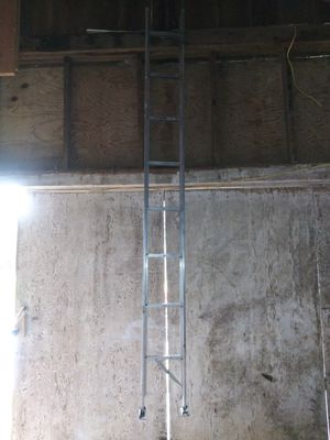 Folding attic ladder for Sale in Boring, OR