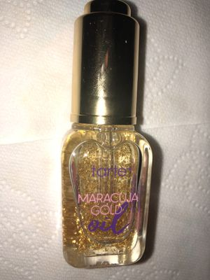 Tarte Cosmetics Limited Edition Maracuja Gold Oil for Sale in Valley City, ND