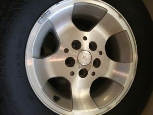"15""×8"" Aluminum Wheels for Sale in Martinsburg, WV"