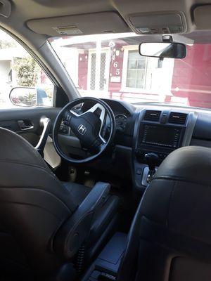 Honda CRV 2007 clean tittle for Sale in Dinuba, CA