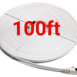 100ft Cat7 Ethernet Network Cables for Sale in Chino Hills, CA
