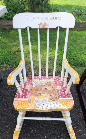 Kids Rocking Chair for Sale in Alexandria, VA
