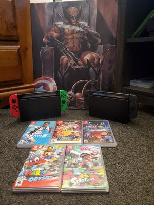 Nintendo Switch Bundle Game Lot for Sale in Ontario, CA
