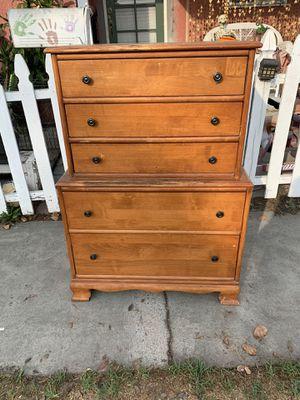 Vintage Antique Dresser for Sale in Fullerton, CA