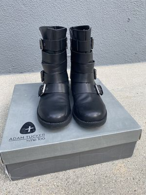 Me Too Black Boots, Size 8.5 by Adam Tucker for Sale in Los Angeles, CA