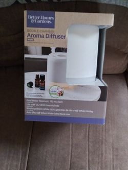 Double Chamber Aroma Diffuser for Sale in Chardon,  OH