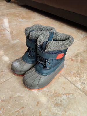 Kids snow boots size 10 for Sale in Union City, CA