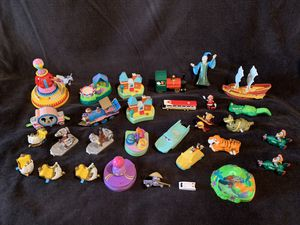 Vintage Disney Playset Collectibles for Sale in Anaheim, CA
