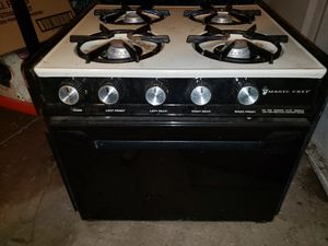 4 burner gas rv stove for Sale in Elizabeth, PA