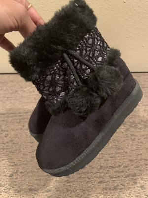 Brand new toddler girl boots 8c $6 for Sale in Pasadena, TX
