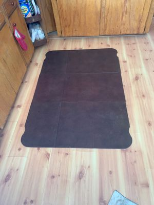 Table pad with flannel backing for Sale in Covina, CA