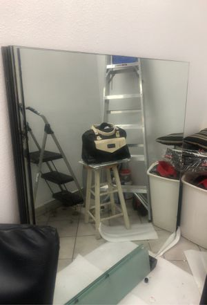 8 mirrors, good shape and quality $50 each for Sale in Mesa, AZ