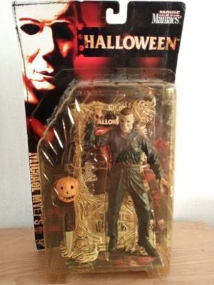 McFarlane Movie Maniacs Michael Myers Halloween Horror Collectible Action Figure Toy for Sale in Chicago, IL