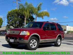2002 Ford Explorer XLT 4dr XLT for Sale in Escondido, CA