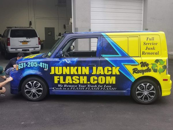 Junkin Jack Flash inc.