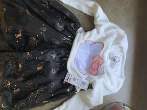 Hello Kitty Dress Size 6 Toddler for Sale in Troy, MI
