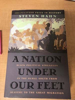 A Nation Under Our Feet By Steven Hahn for Sale in Austin, TX